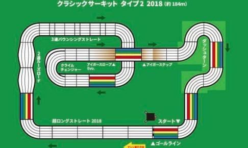 クラシックサーキットタイプ2
